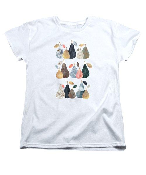Pears Women's T-Shirt (Standard Fit)