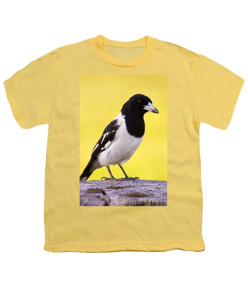 Fencepost Magpie Youth T-Shirt
