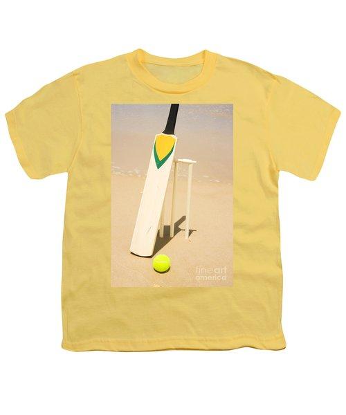 Summer Sport Youth T-Shirt by Jorgo Photography - Wall Art Gallery