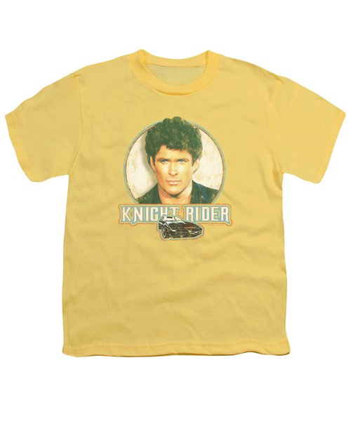 Knight Rider - Vintage Youth T-Shirt