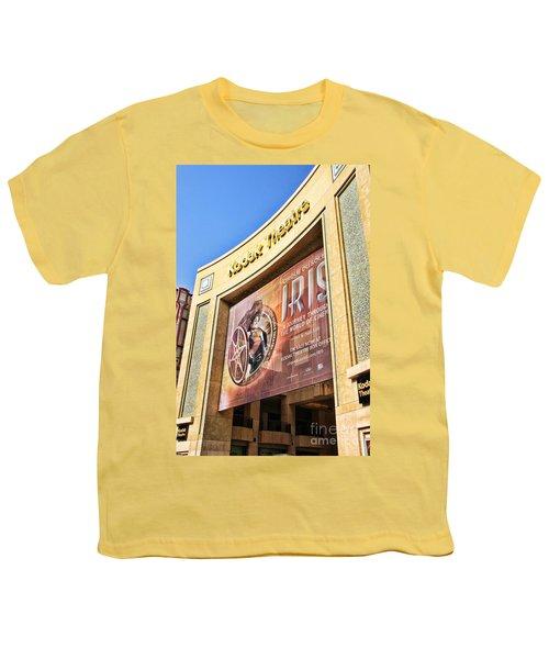 Kodak Theatre Youth T-Shirt by Mariola Bitner
