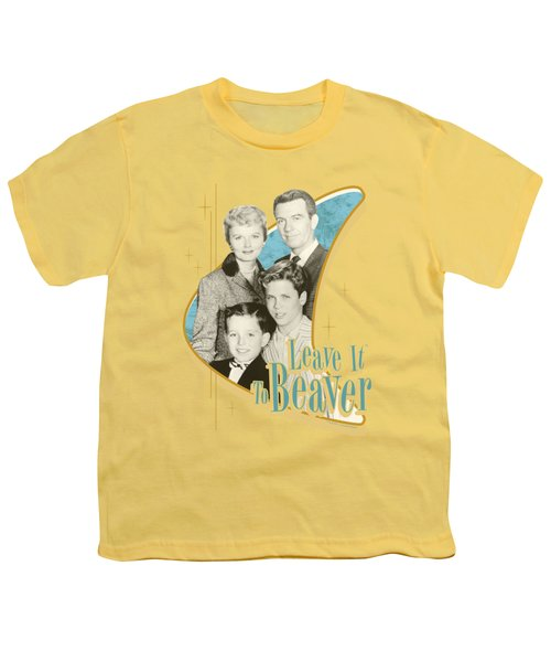 Leave It To Beaver - Wholesome Family Youth T-Shirt by Brand A