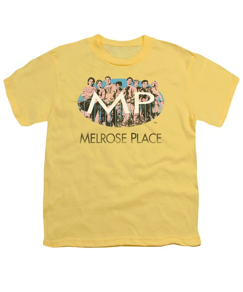 Melrose Place - Meet At The Place Youth T-Shirt