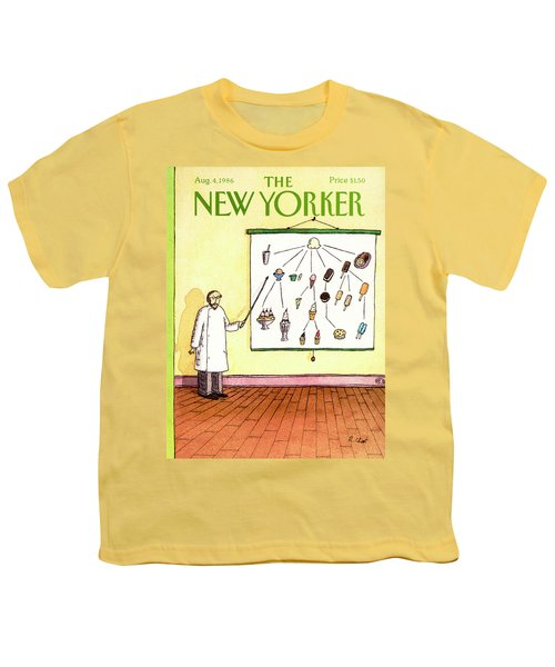 New Yorker August 4th, 1986 Youth T-Shirt