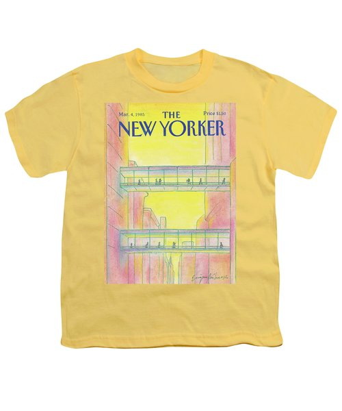 New Yorker March 4th, 1985 Youth T-Shirt