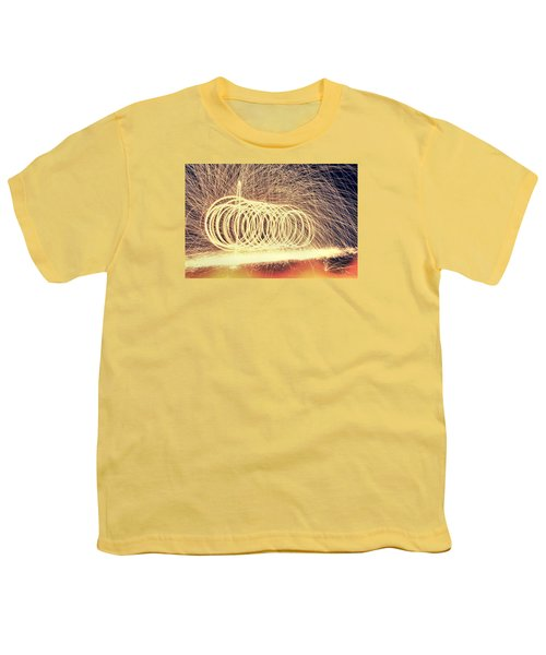 Sparks Youth T-Shirt by Dan Sproul