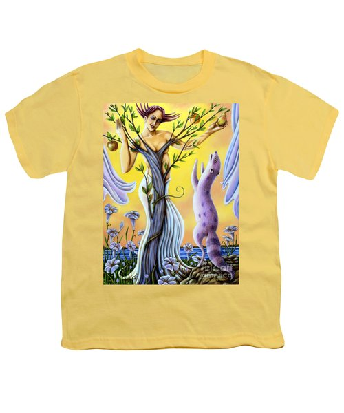Teasing The Weasel Youth T-Shirt