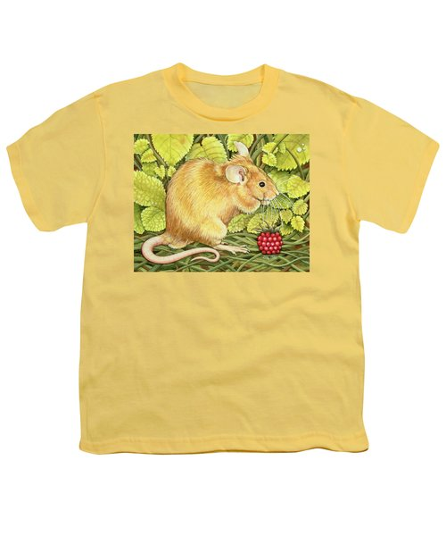 The Raspberry Mouse Youth T-Shirt