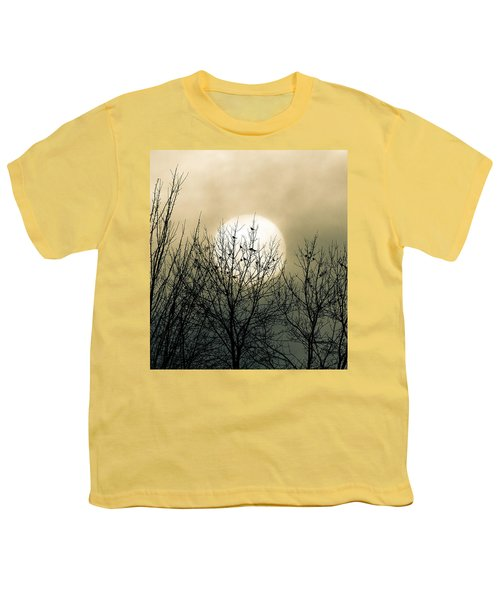 Winter Into Spring Youth T-Shirt