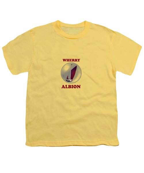 The Wherry Albion Youth T-Shirt