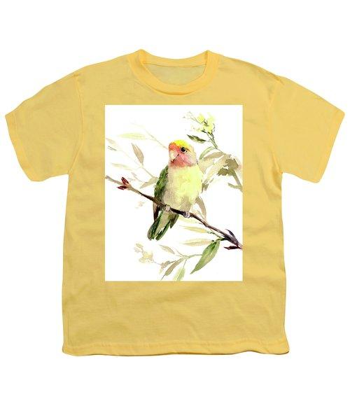 Lovebird Youth T-Shirt by Suren Nersisyan