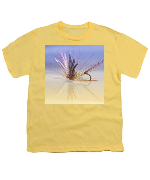 A Trout Fly (greenwell's Glory) Youth T-Shirt