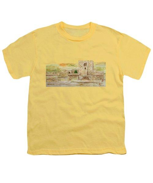 Alcazaba Of Almeria Youth T-Shirt