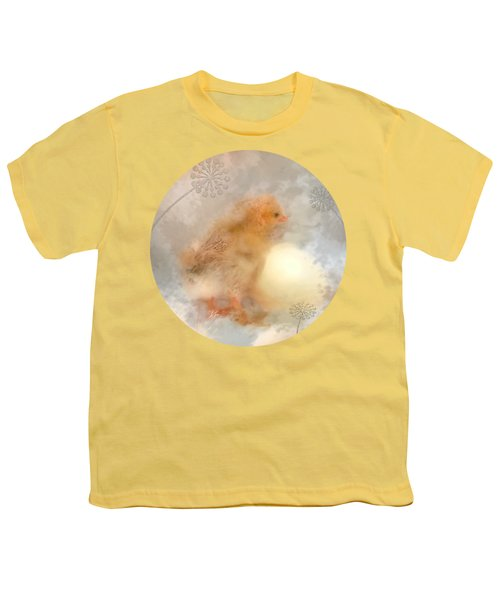 Anticipation  Youth T-Shirt by Anita Faye