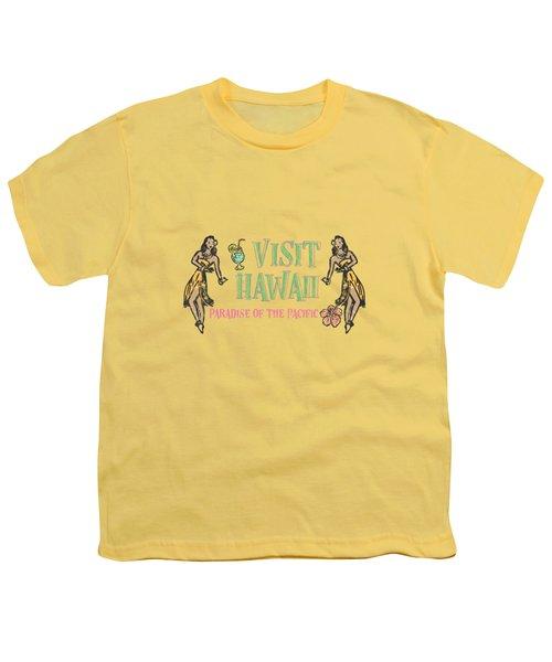 Visit Hawaii Youth T-Shirt