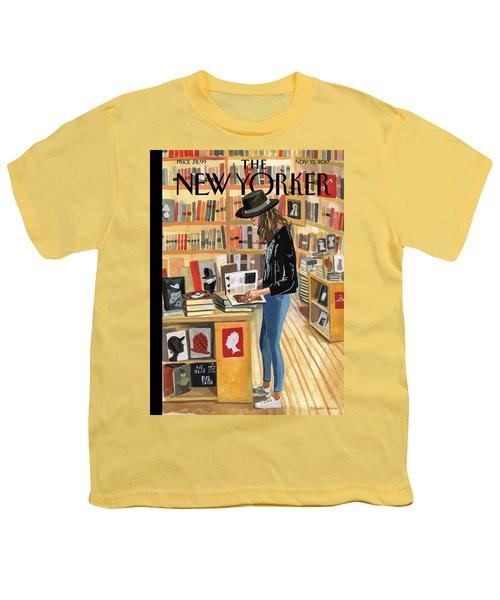 At The Strand Youth T-Shirt