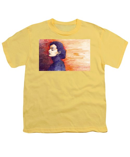 Audrey Hepburn 1 Youth T-Shirt