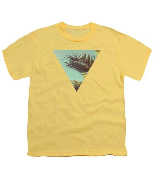 Autumn Palms Youth T-Shirt