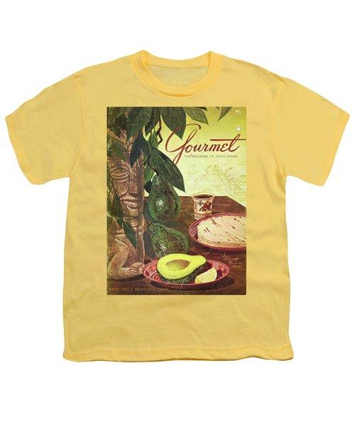 Avocado And Tortillas Youth T-Shirt