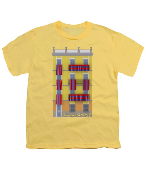 Barcelona House Youth T-Shirt