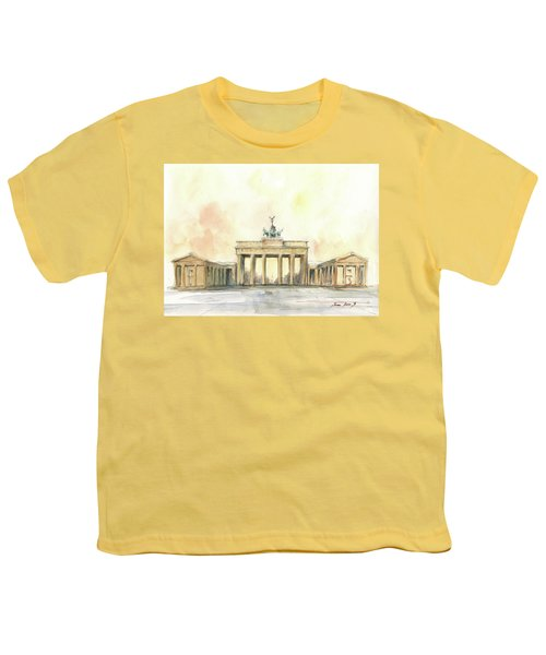 Brandenburger Tor, Berlin Youth T-Shirt