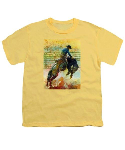 Bucking Rhythm Youth T-Shirt
