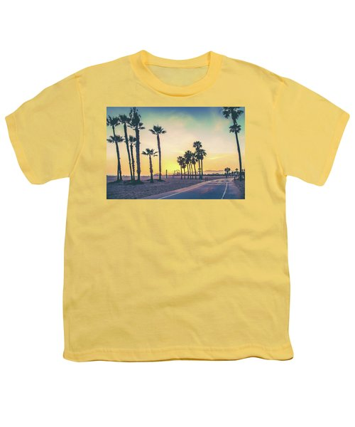 Cali Sunset Youth T-Shirt