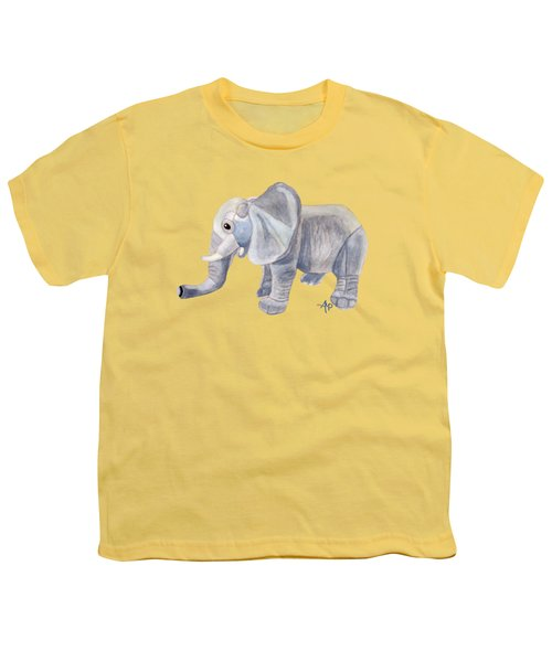 Cuddly Elephant II Youth T-Shirt