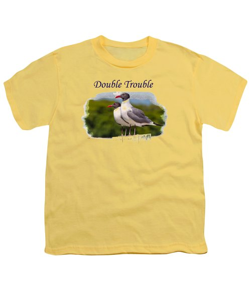 Double Trouble 2 Youth T-Shirt