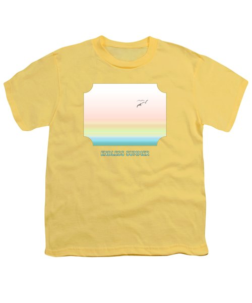 Endless Summer - Yellow Youth T-Shirt