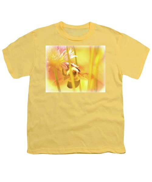 Fame Is A Bee Youth T-Shirt