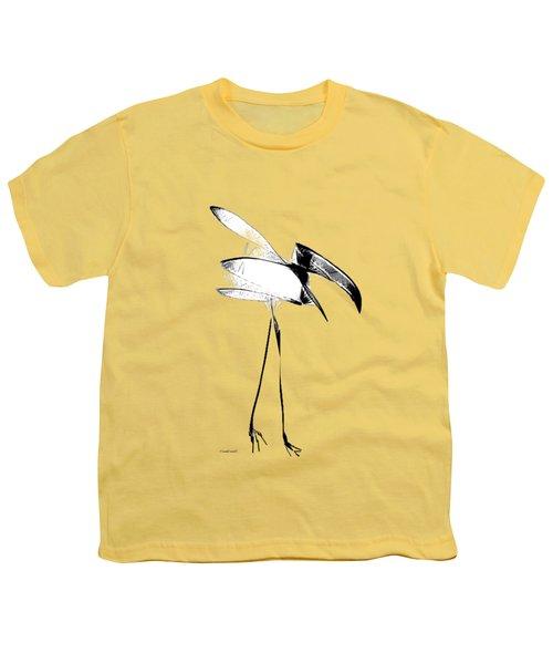 Haggard Youth T-Shirt by Asok Mukhopadhyay