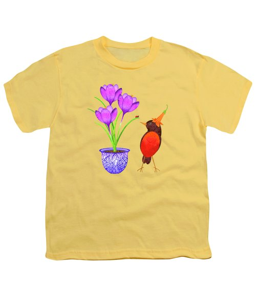 Hello Spring Youth T-Shirt