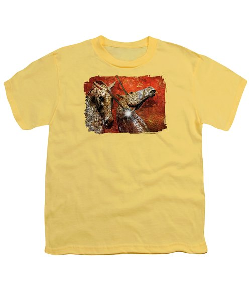 I Believe Youth T-Shirt by Terry Fleckney