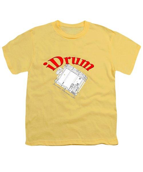 iDrum Youth T-Shirt