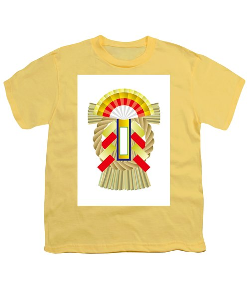 Japanese Newyear Decoration Youth T-Shirt