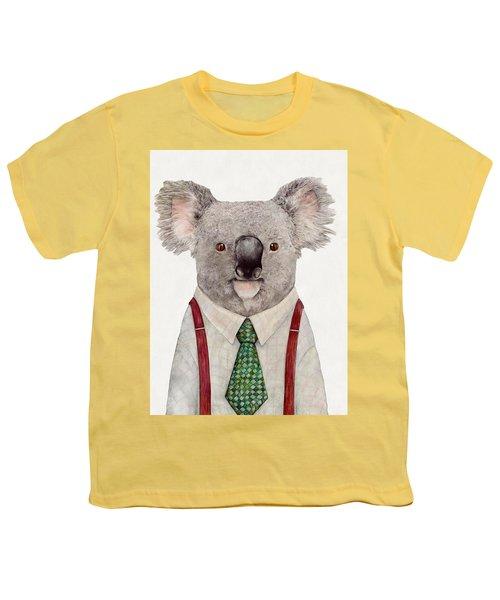 Koala Youth T-Shirt by Animal Crew
