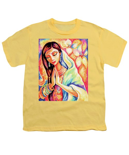 Little Himalayan Pray Youth T-Shirt
