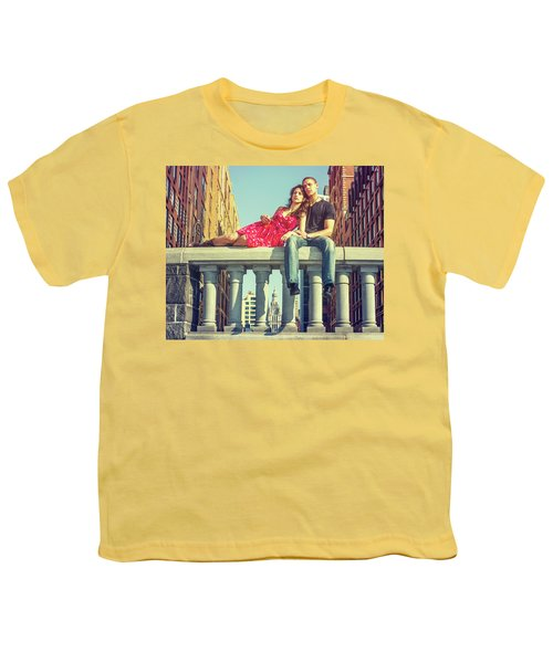 Love In Big City Youth T-Shirt
