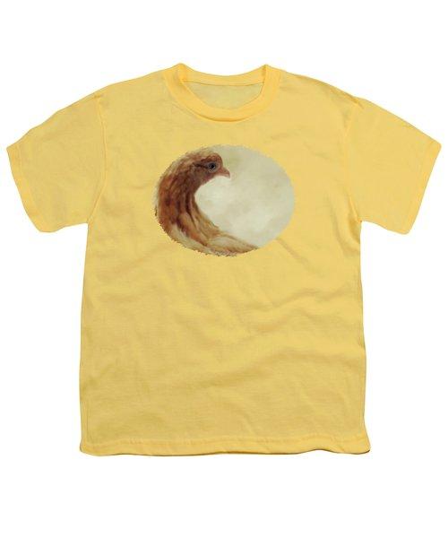 Lovely Lace Youth T-Shirt by Anita Faye