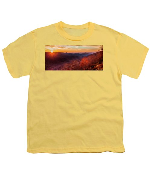 Melody Of Autumn Youth T-Shirt