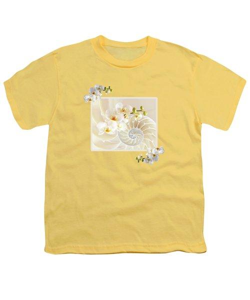 Natural Fusion Youth T-Shirt by Gill Billington