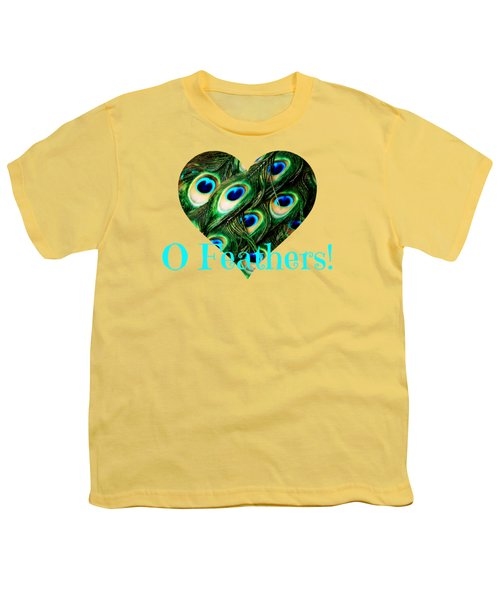 O Feathers Youth T-Shirt