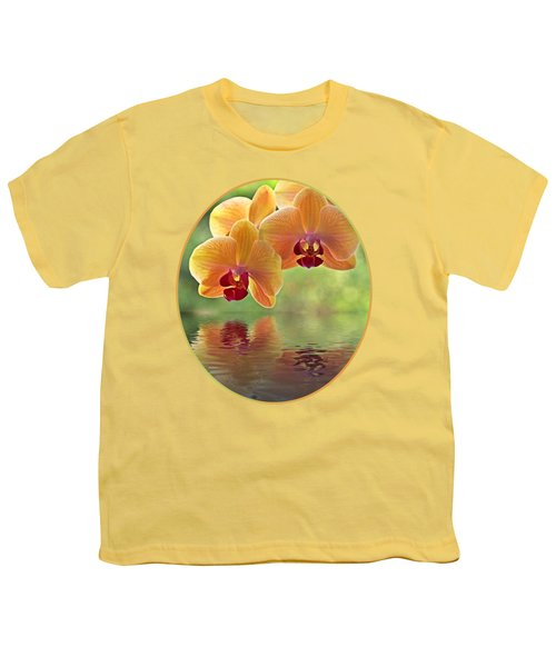 Oriental Spa - Square Youth T-Shirt