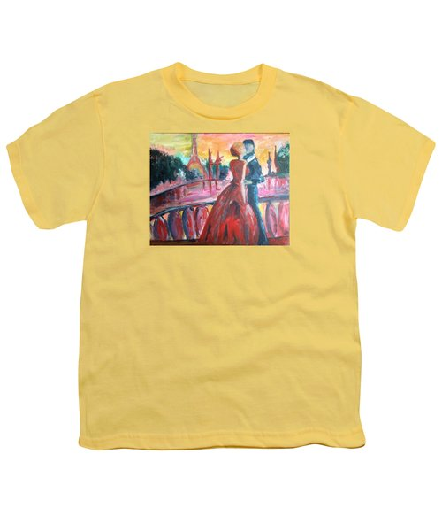 Paris Lovers Youth T-Shirt