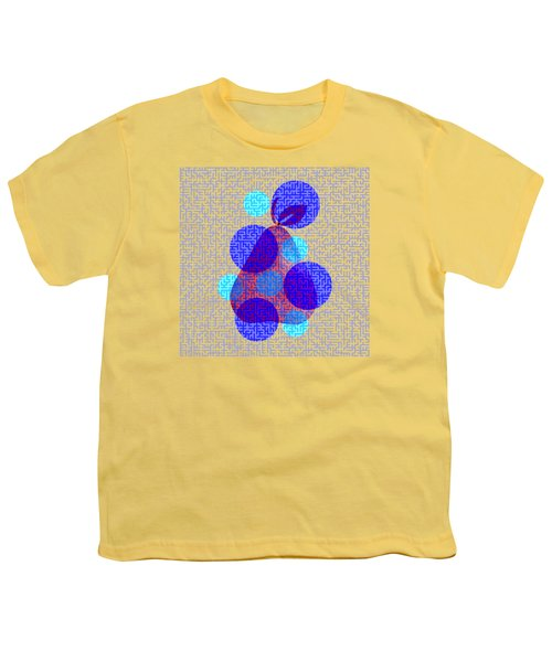 Pear In Blue Youth T-Shirt