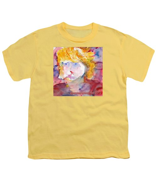 Portrait Of Graham Youth T-Shirt