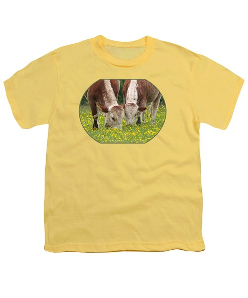 Sisters - Brown Cows Youth T-Shirt