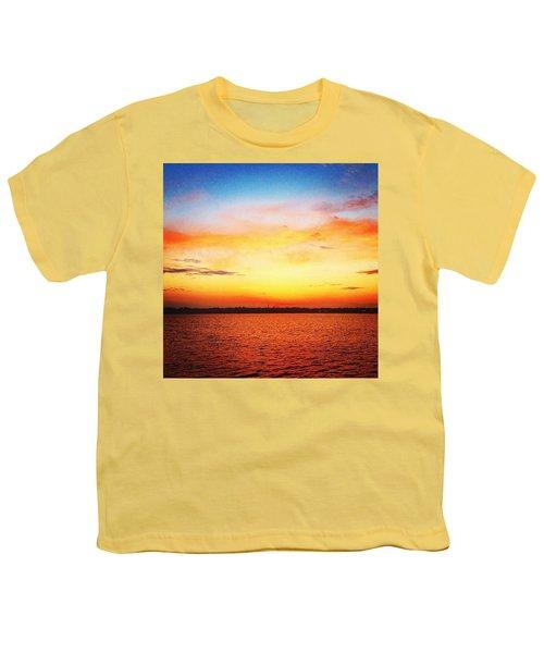 Sunset Serenade  Youth T-Shirt