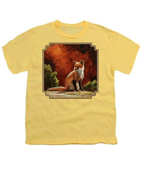 Sun Fox Youth T-Shirt